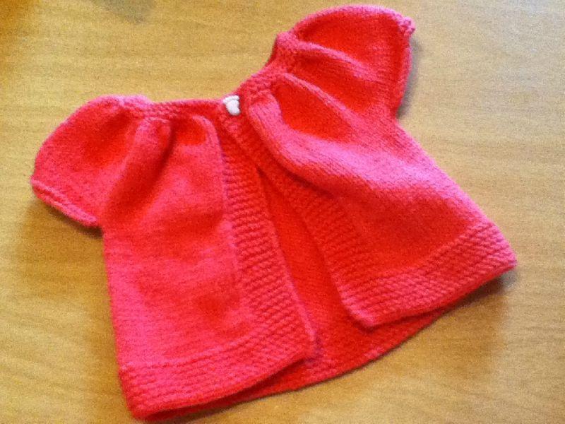 idee tricot facile