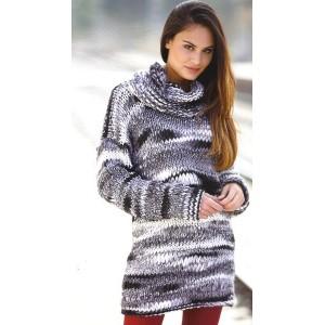 Modele pull femme a tricoter gratuit - julie bas