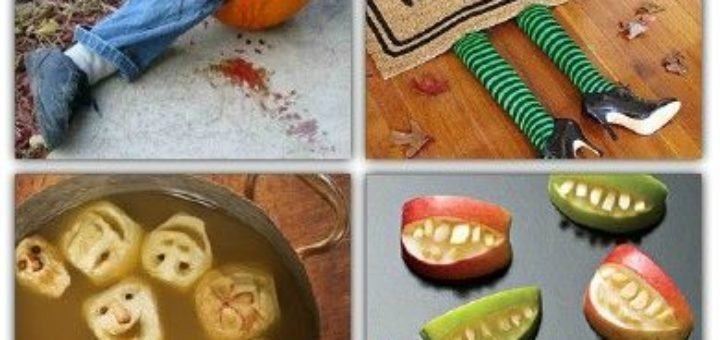 Idee deco halloween faire soi meme - julie bas