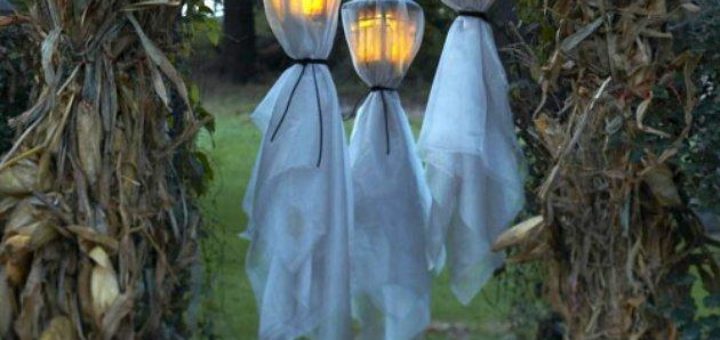 Deco d halloween a faire soi meme facile julie bas - Deco halloween a faire ...