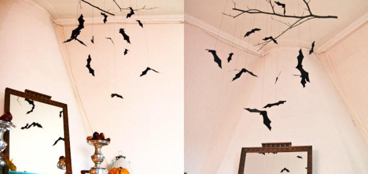 deco d halloween a faire soi meme facile julie bas. Black Bedroom Furniture Sets. Home Design Ideas