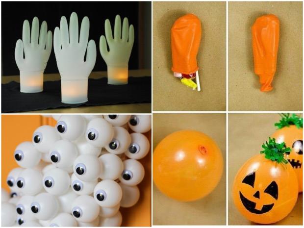 Idee deco halloween fait maison