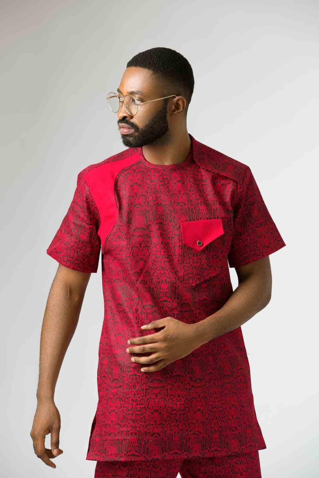 Couture Homme Nigeria Keliauksumanimi