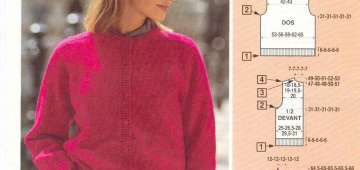 99d6fb2fa03 Voici la sélection de pull en tricot femme pour vous