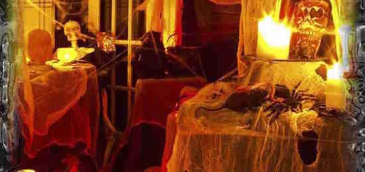 Comment faire des decoration pour halloween julie bas - Comment faire des decoration pour halloween ...
