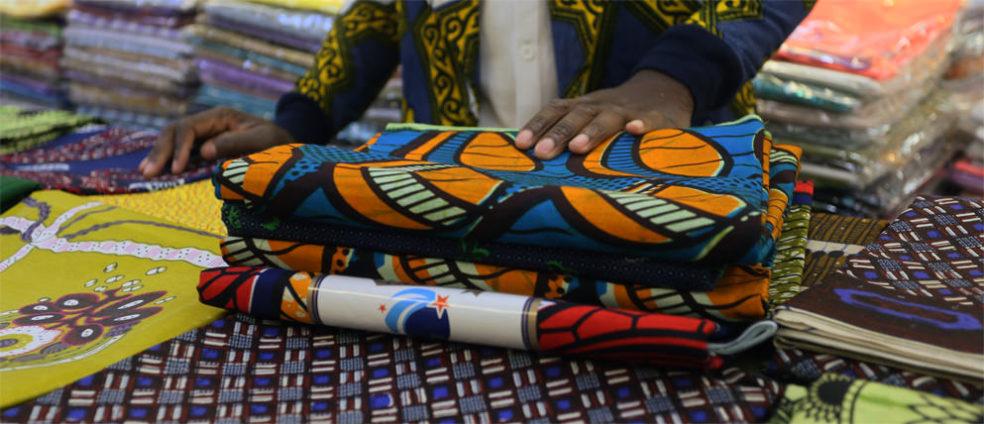 Acheter tissu africain