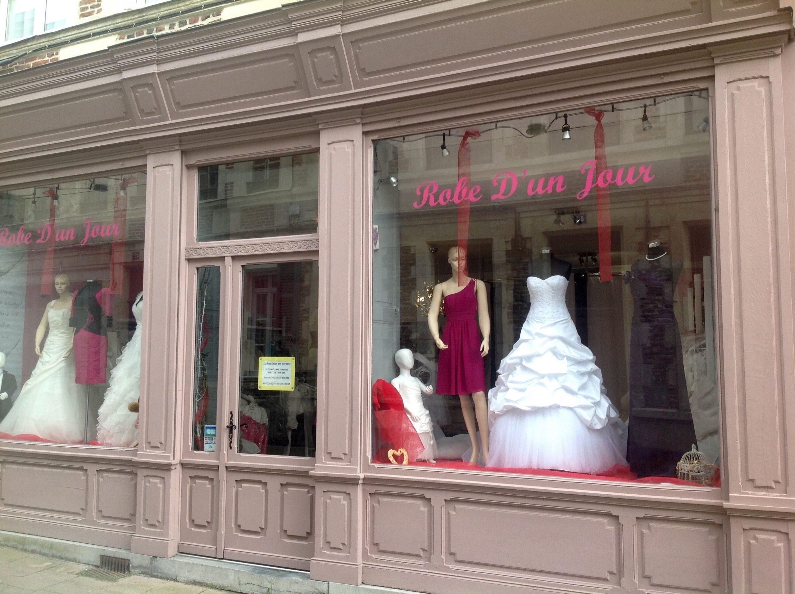 Boutique robe