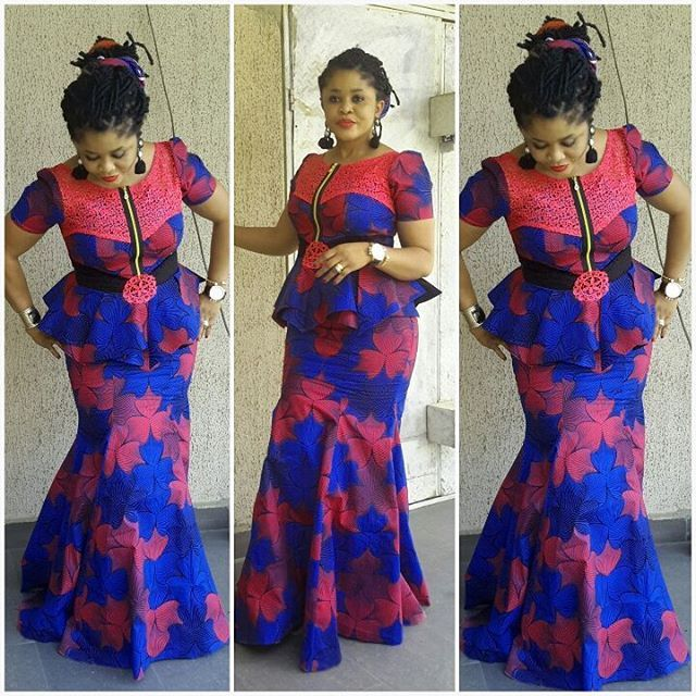 Couture femme africaine 2016