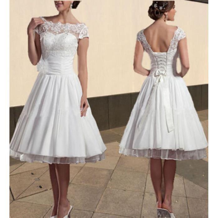 Robe habillée mariage