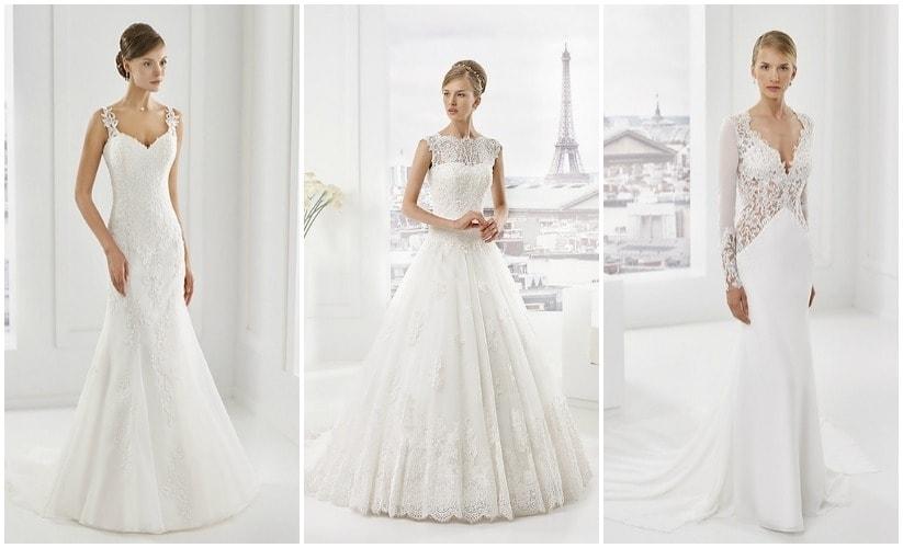 Robes de mariée collection 2016