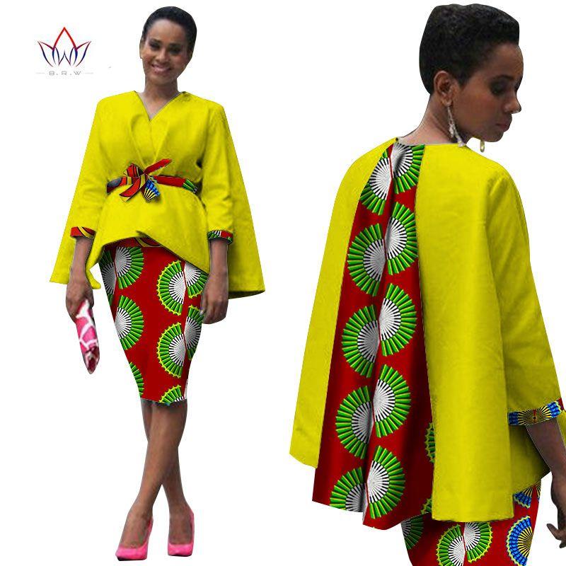 Veste en pagne africain pour femme
