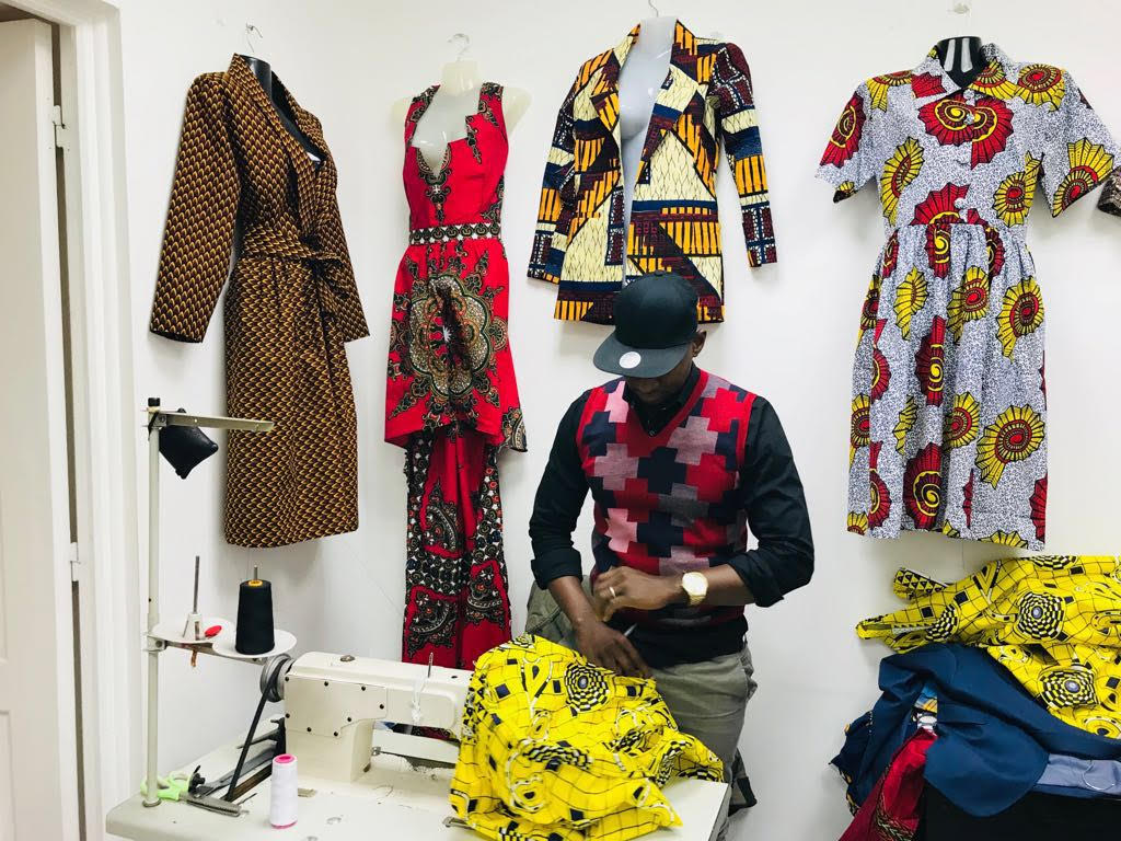 Boutique vetement africain