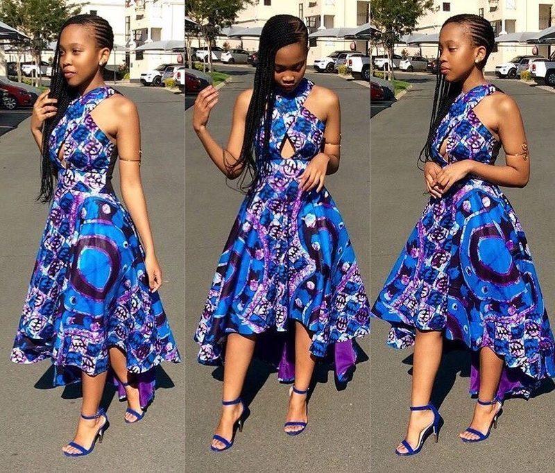 Catalogue robe africaine