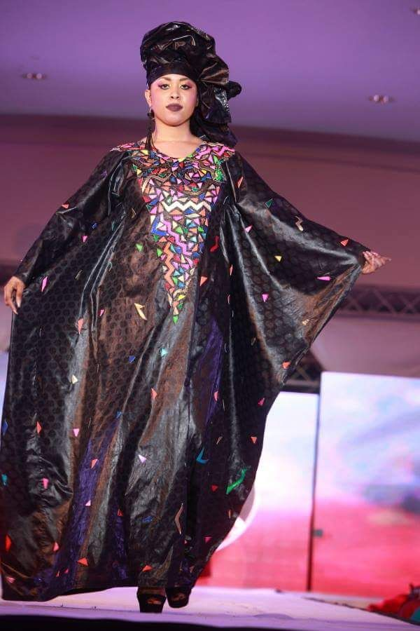 Couture africaine 2015