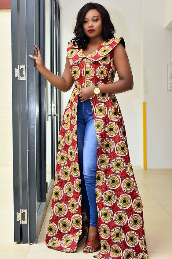 Couture mode africaine