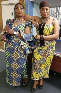 Couture pagne congolais - julie bas