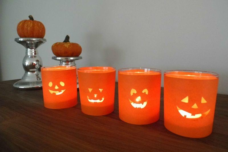 Décoration halloween à faire