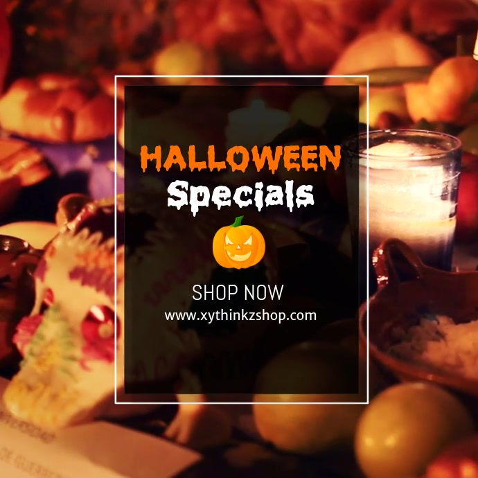 Deco halloween discount