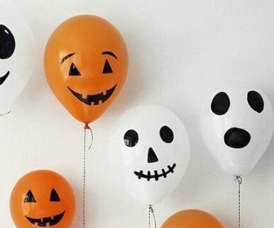 Deco pour halloween facile
