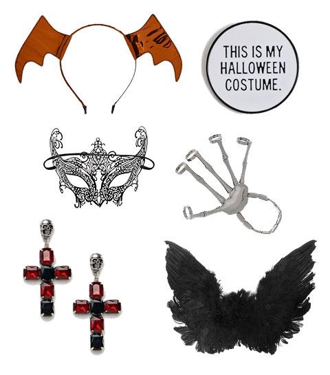Halloween accessoires pas cher