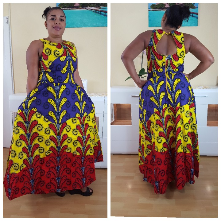 Magasin robe africaine