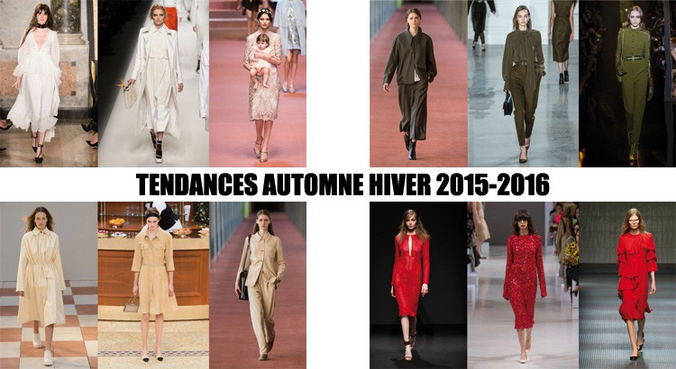 Mode hiver 2015 femme