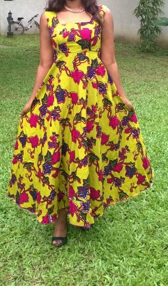 Model robe pagne 2016