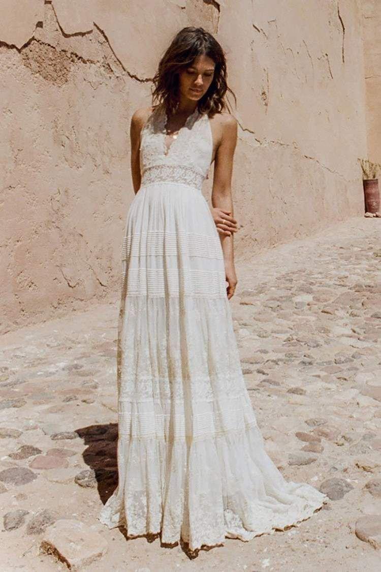 Robe pour mariage boheme