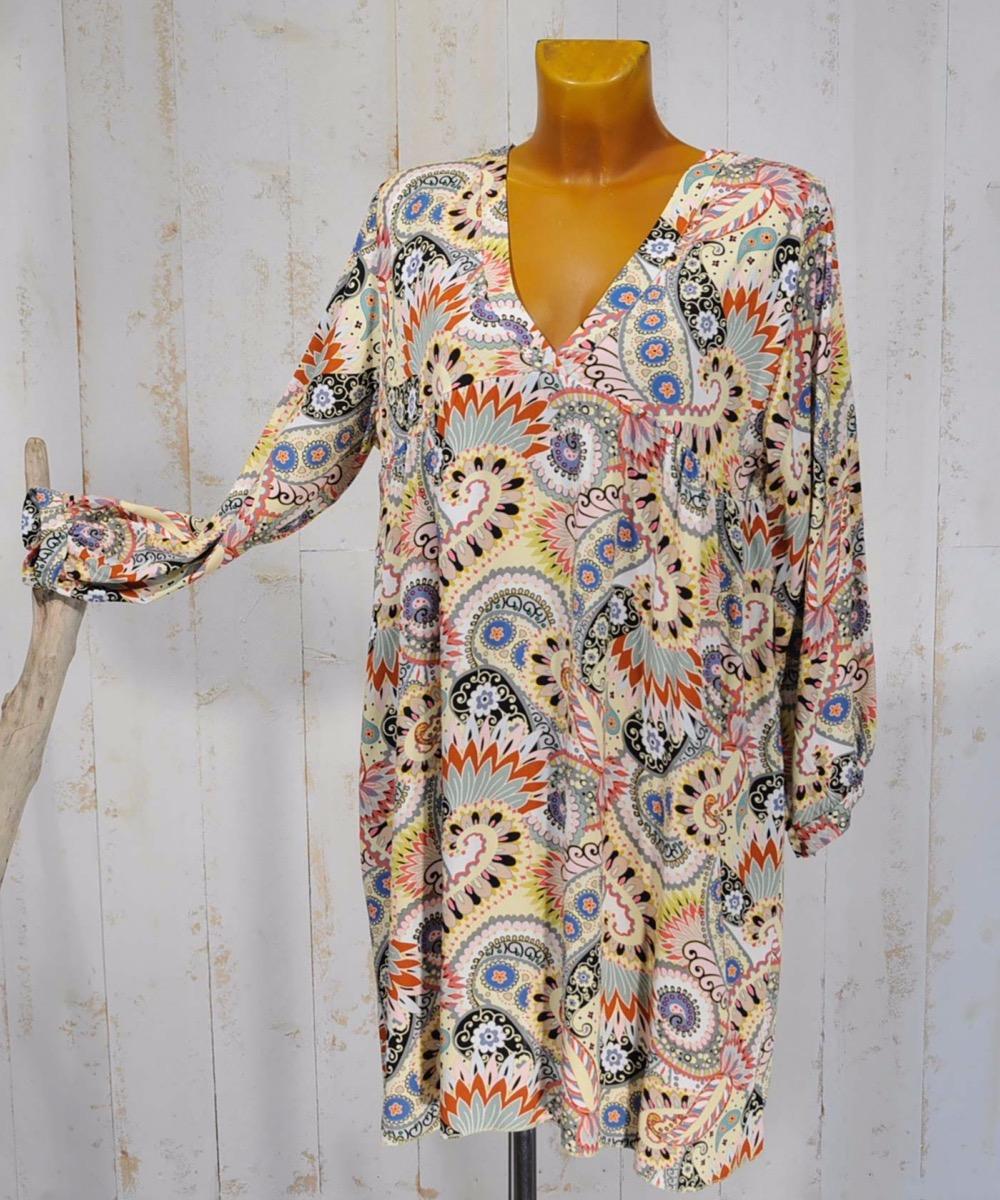 Robe tunique boheme