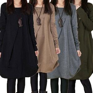 Robe tunique hiver