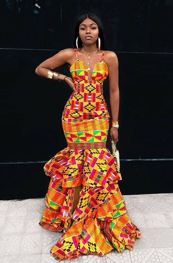 Couture africaine mode