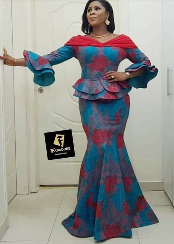 Couture pagne africaine
