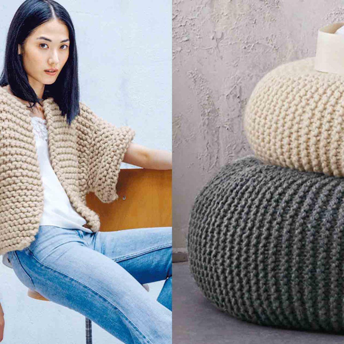 Modele tricot facile
