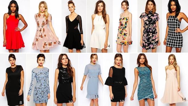 Robes reveillon 2015
